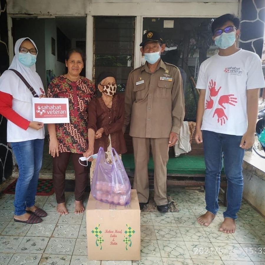 #BisaBantuJandaVeteran di Semarang & Salatiga