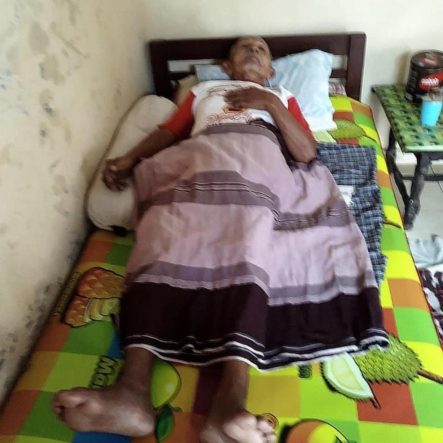 Bantuan untuk Pak Sudarsono