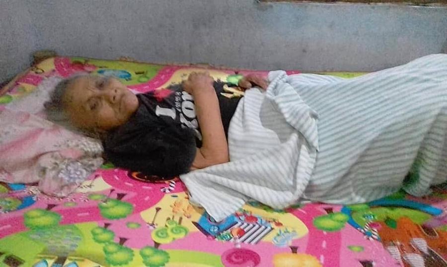20/09/20 Pemberian bantuan kepada Ibu Sujinah