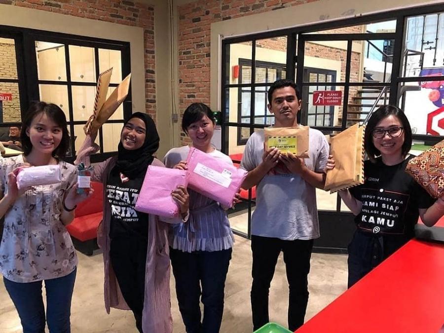 11-15/11/19 QRIM Express merayakan Hari Pahlawan Nasional 2019