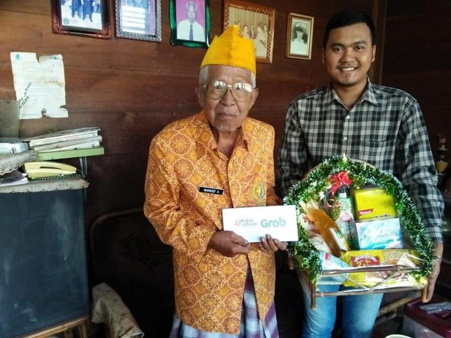 26 & 28/12/18 SaVe berbagi di Hari Raya Natal, di Palembang