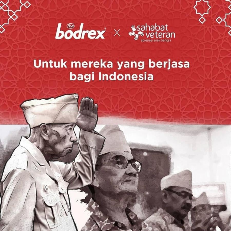 Terimakasih Bodrex